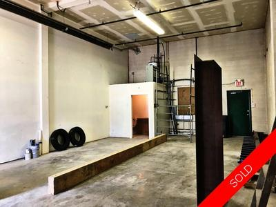 LIVE WORK SPACE IN BOOMING PEMBERTON BUSINESS PARK Live/Work Space for sale:  1 bedroom 1,750 sq.ft. (Listed 2018-09-17)