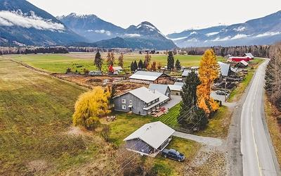 Copperdome Outdoor Adventure Lodging & Education Facility Business only for sale:   10,960 sq.ft. (Listed 2018-10-10)