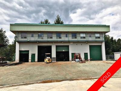 LIVE WORK SPACE IN BOOMING PEMBERTON BUSINESS PARK Live/Work Space for sale:   1,665 sq.ft. (Listed 2018-12-09)