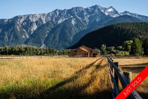 7370 HARROW ROAD Pemberton